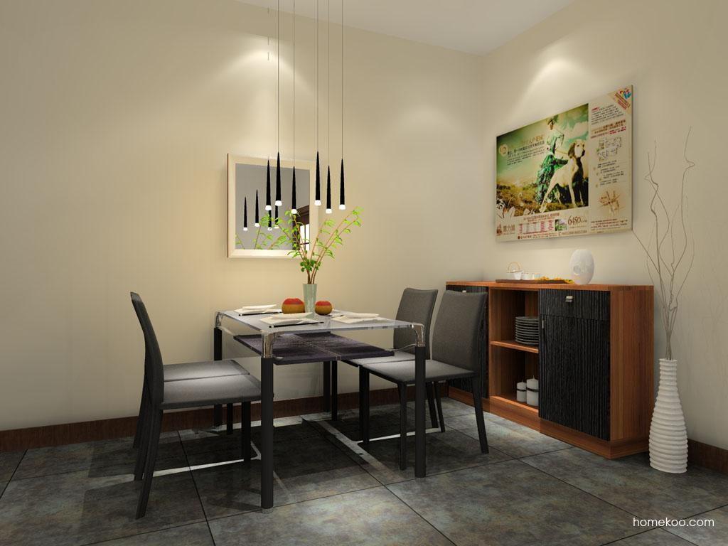 德国森林餐厅家具E7848