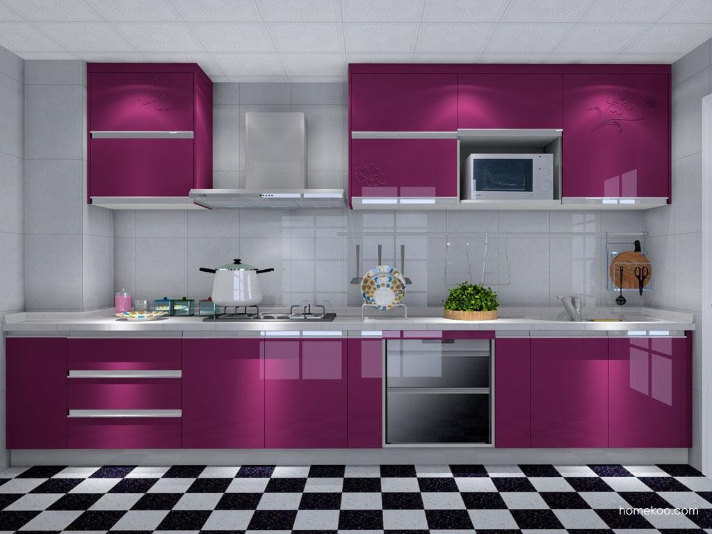 紫晶魅影橱柜F9300