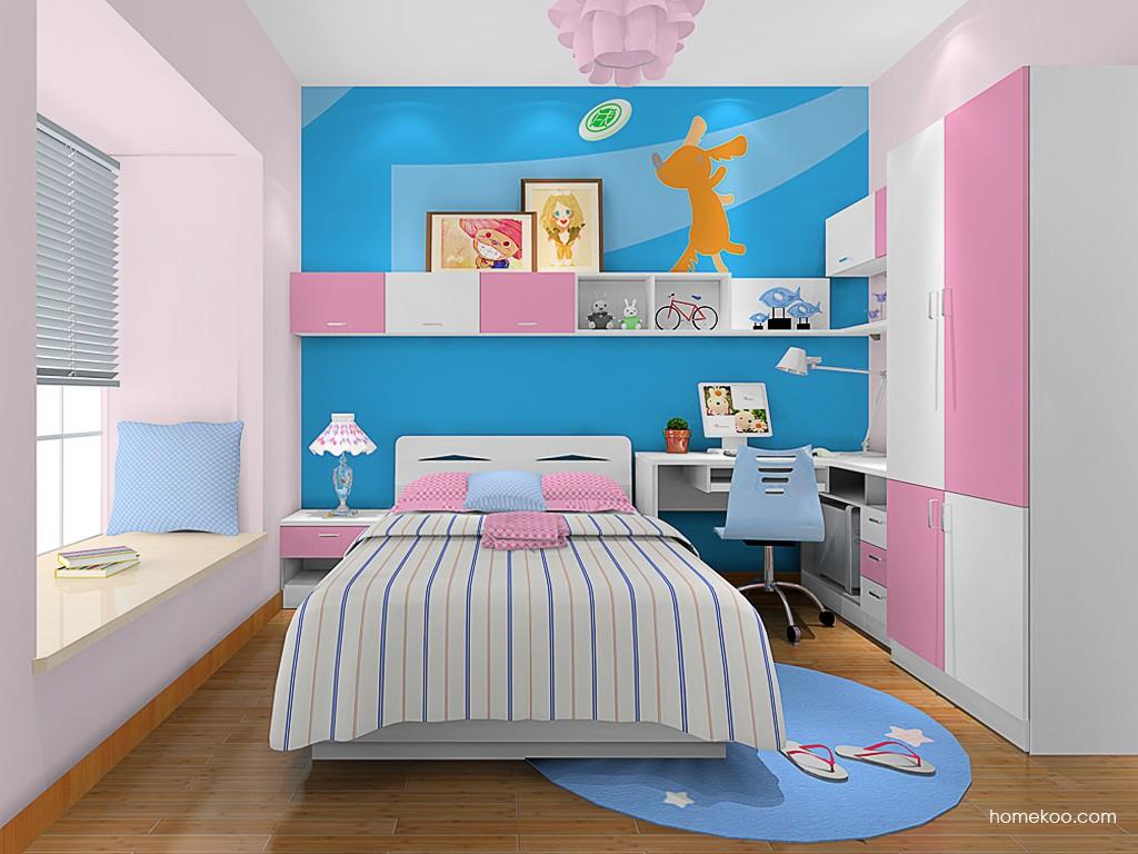 女孩的梦青少年房B7812