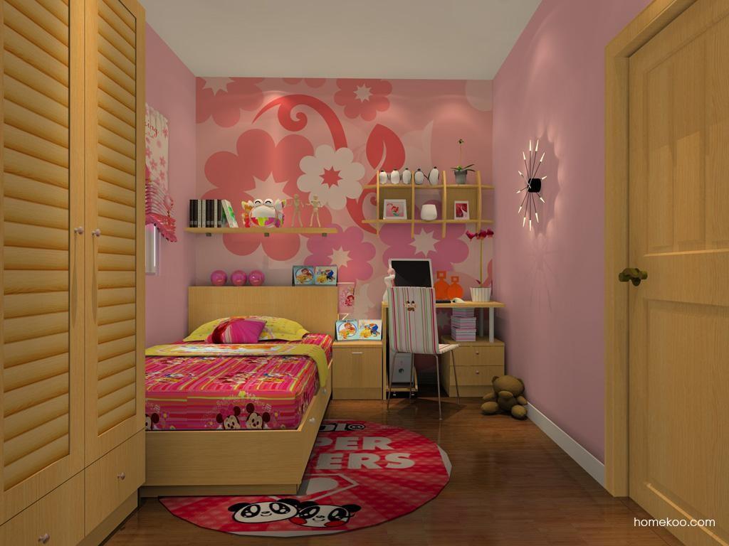女孩的梦青少年房B7826