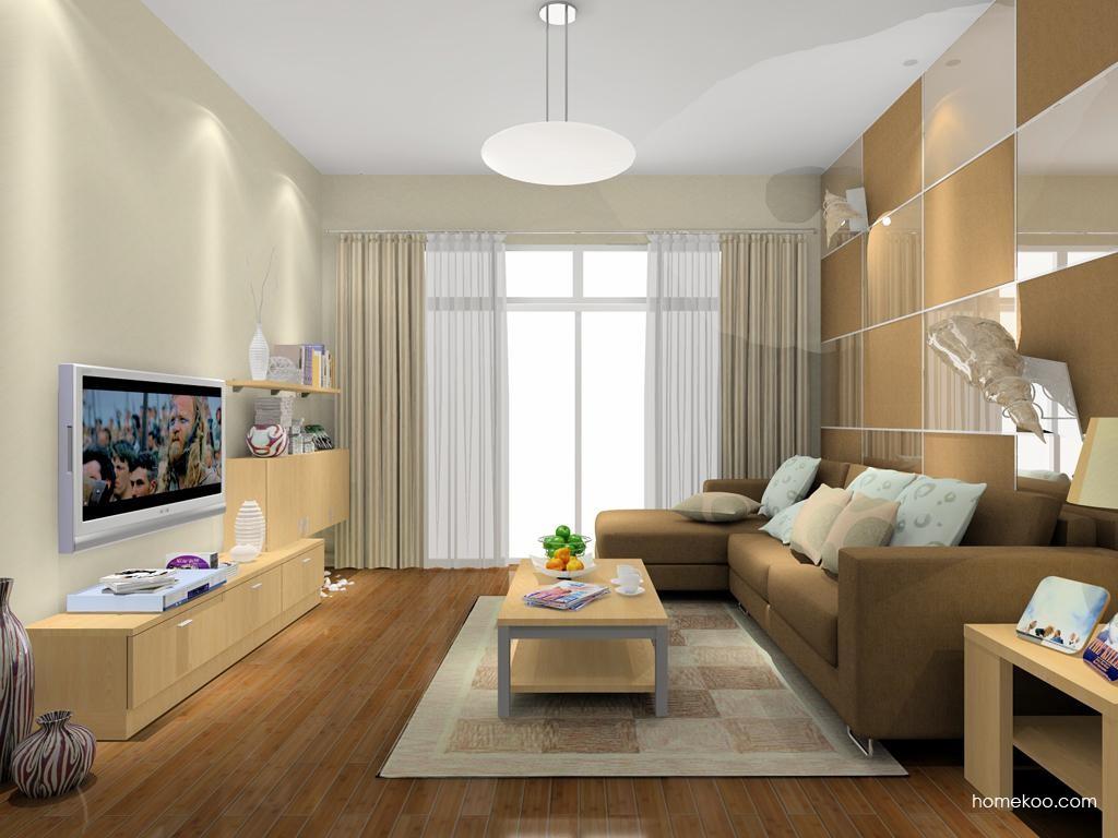 新实用主义客厅家具D7868