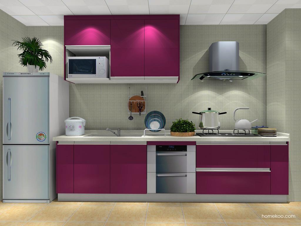 紫晶魅影橱柜F9363