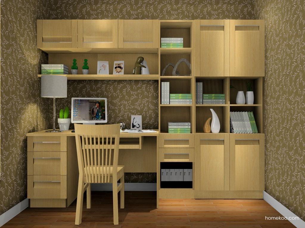 丹麦本色书房家具C8052