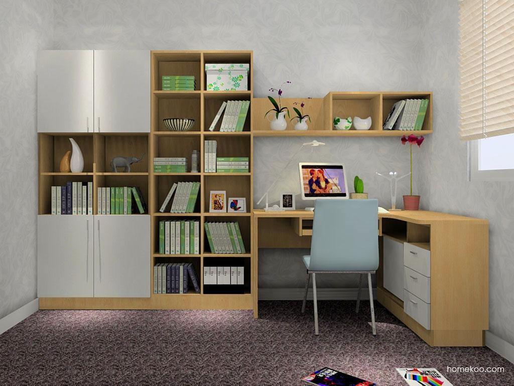 新实用主义书房家具C8053