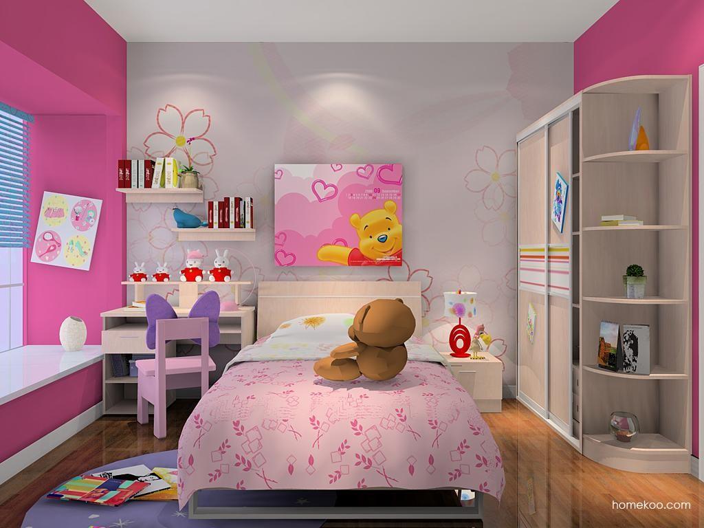 女孩的梦青少年房B7852