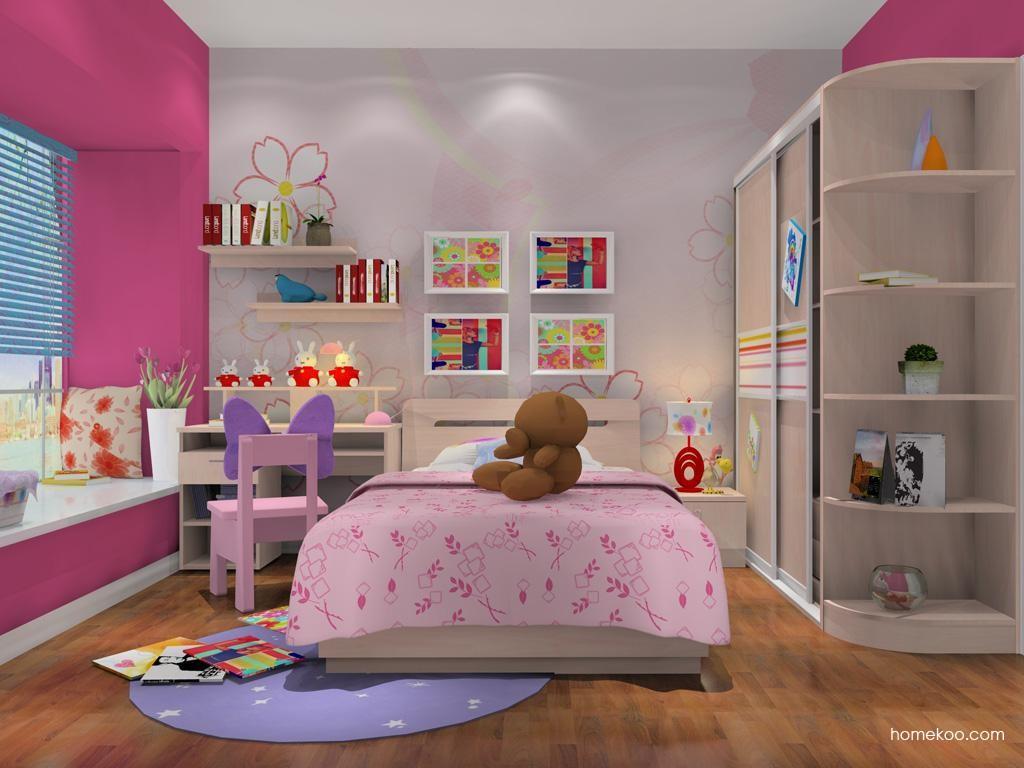 女孩的梦青少年房B7858