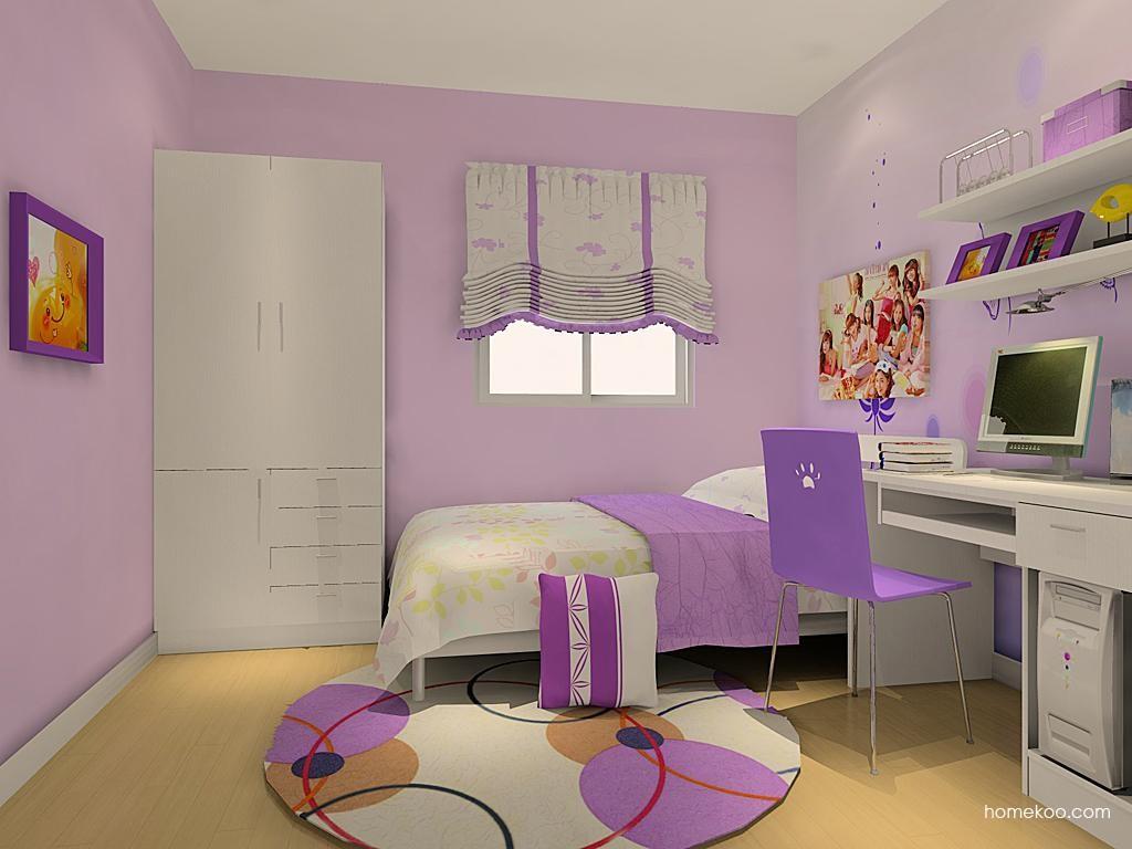 女孩的梦青少年房B7860