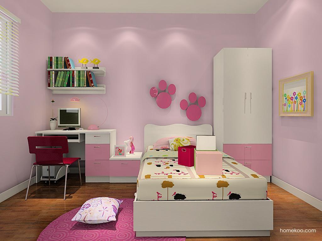 女孩的梦青少年房B7862