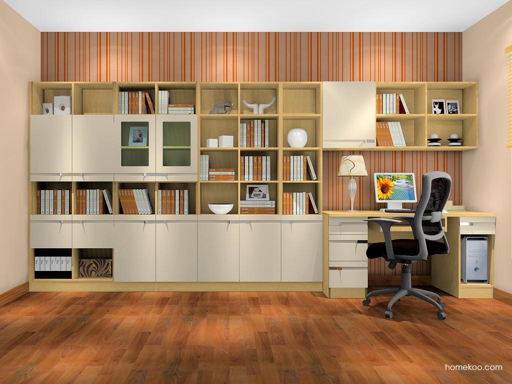 丹麦本色II书房家具C0934