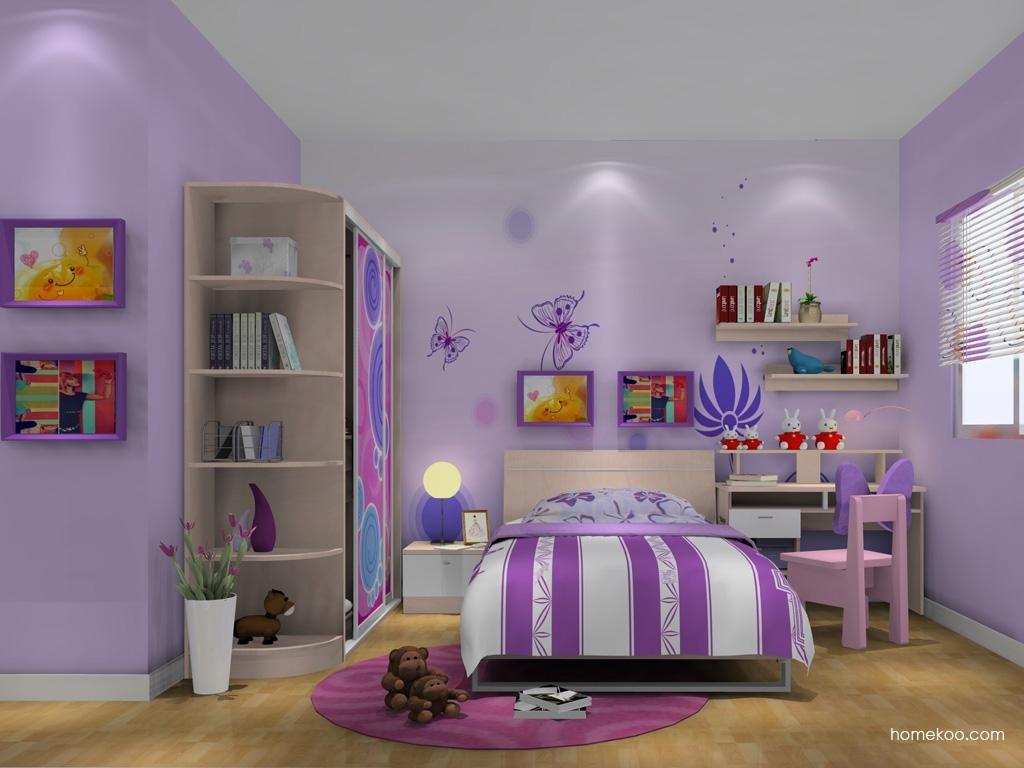 女孩的梦青少年房B7874