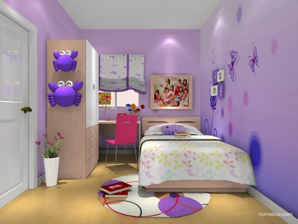 女孩的梦青少年房B7875