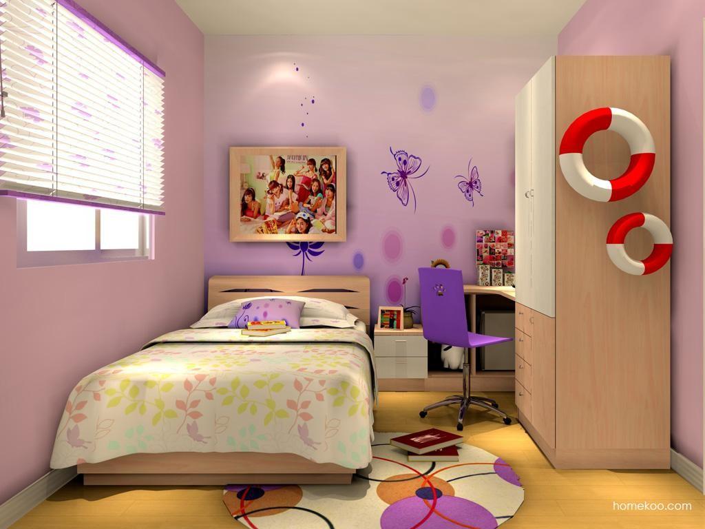 女孩的梦青少年房B7877