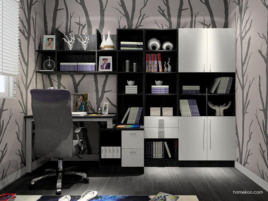 简约主义书房家具C8060