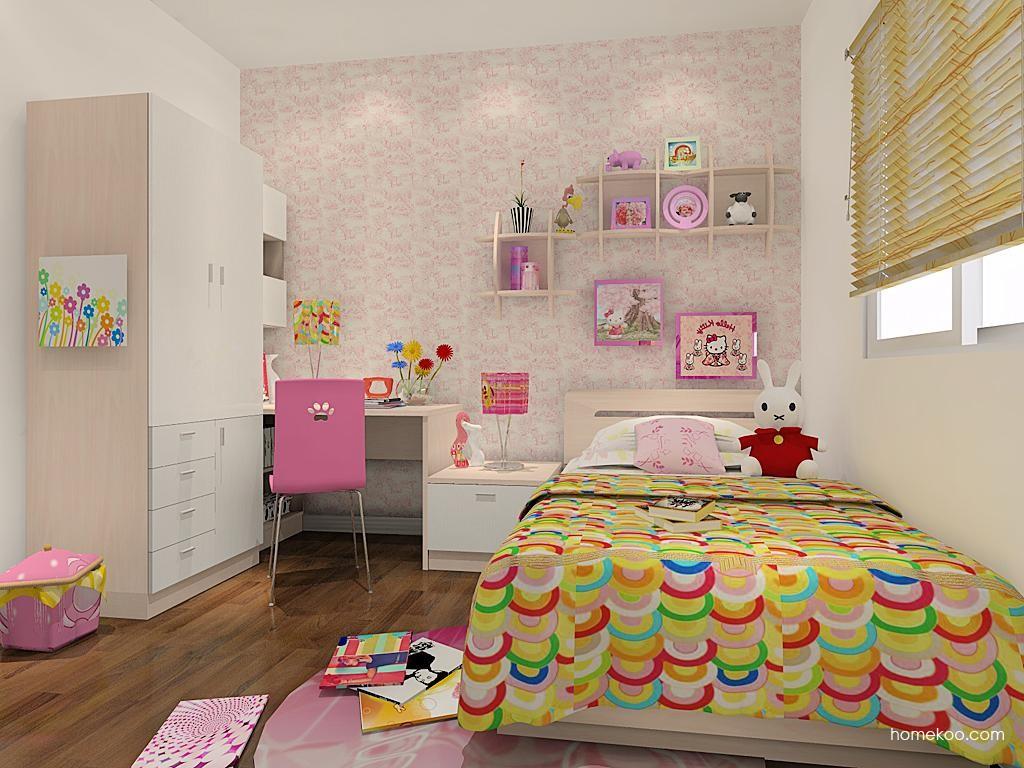 女孩的梦青少年房B7884