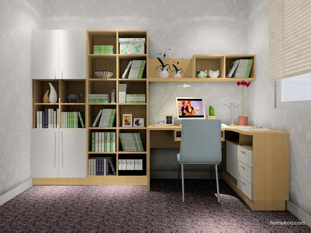 新实用主义书房家具C8069