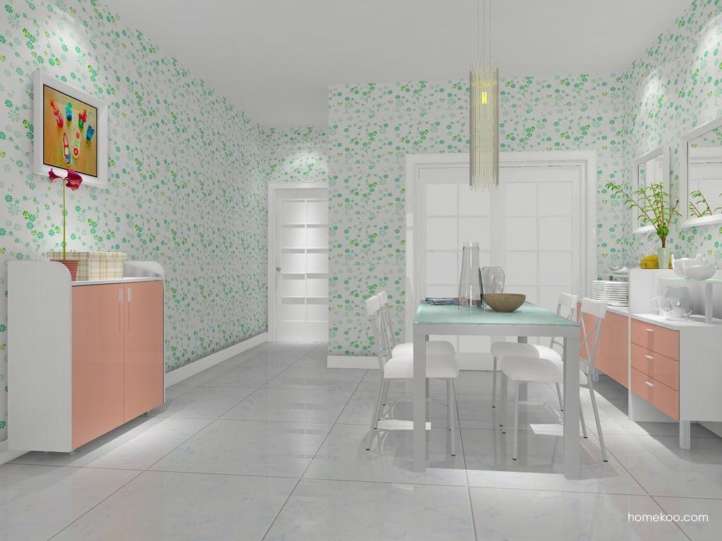 浪漫主义餐厅家具E7920