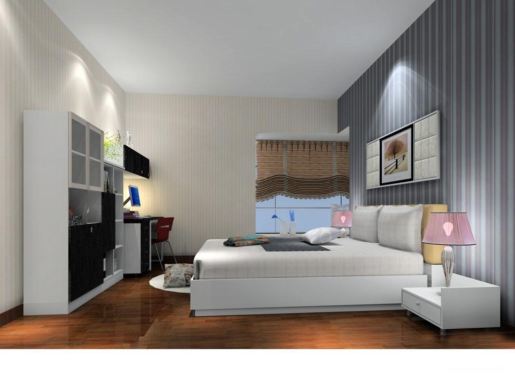 简约主义卧房家具A8531