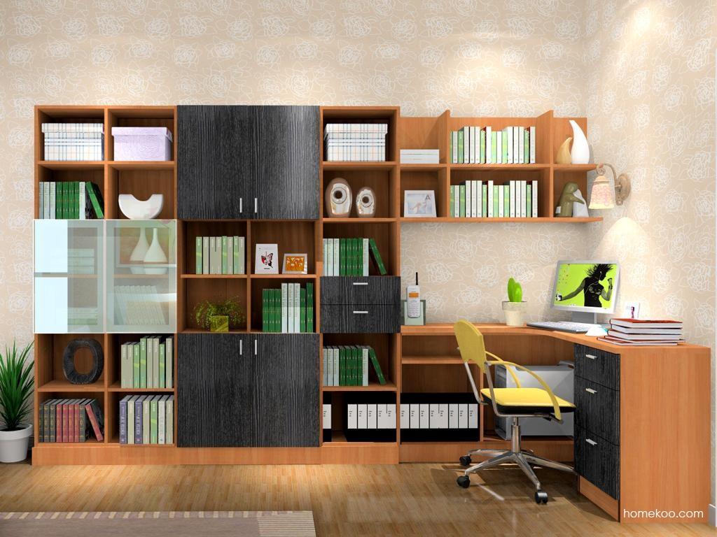 新实用主义书房家具C8163