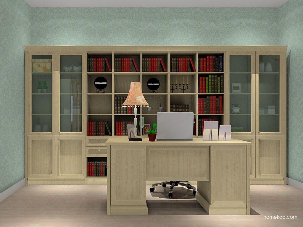 英伦印象书房家具C8242