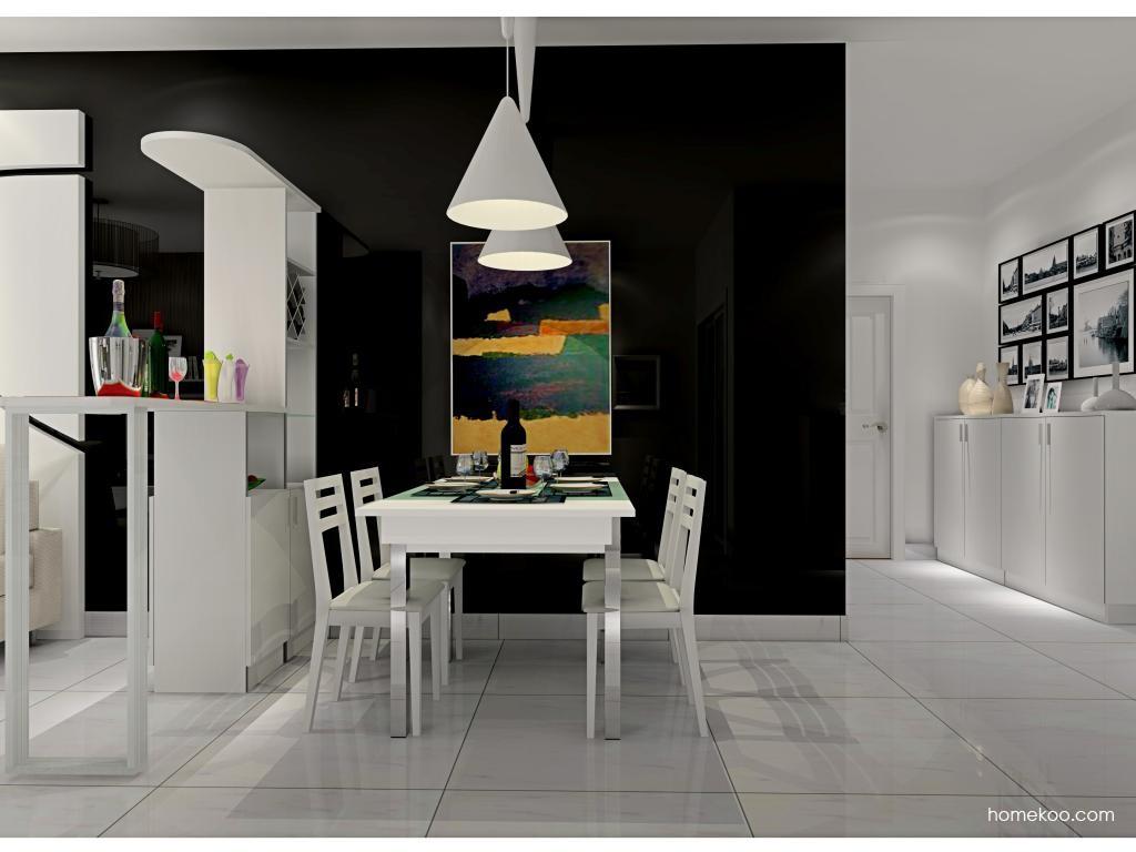 新实用主义餐厅家具E7924