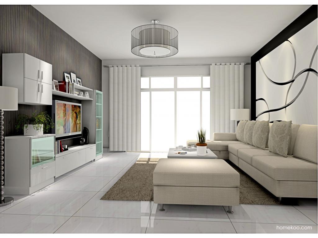 新实用主义客厅家具D7925