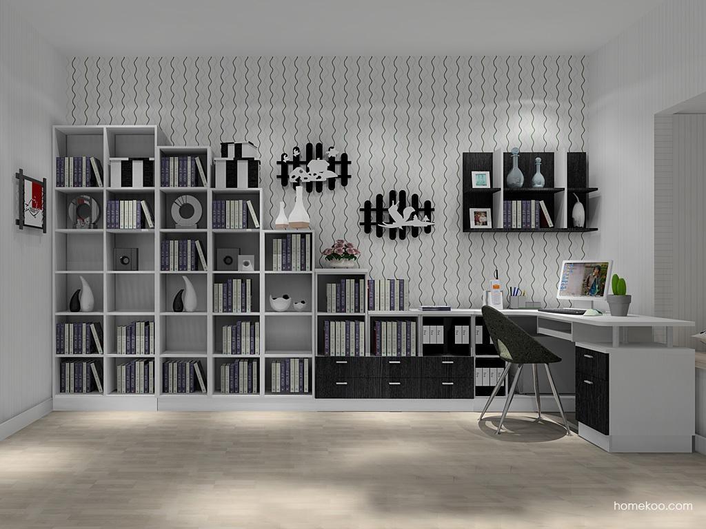 简约主义书房家具C8368
