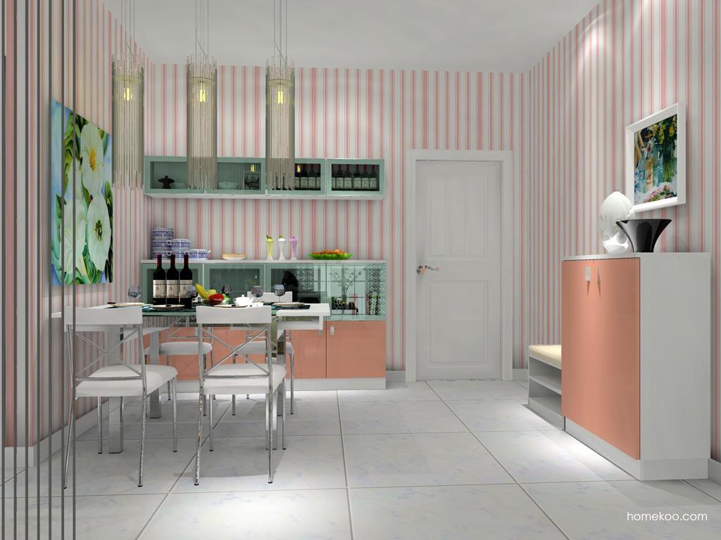 浪漫主义餐厅家具E7927