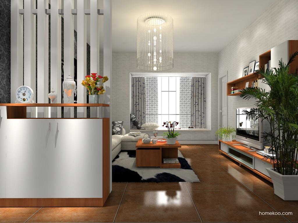 新实用主义客厅家具D7931