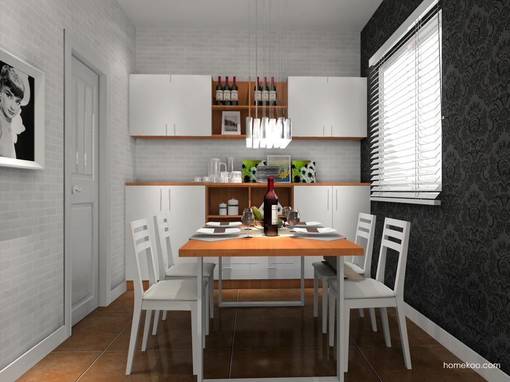 新实用主义餐厅家具E7930