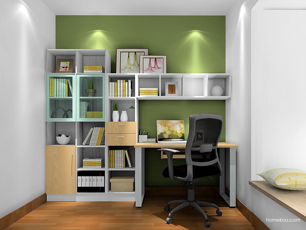 新实用主义书房家具C8928