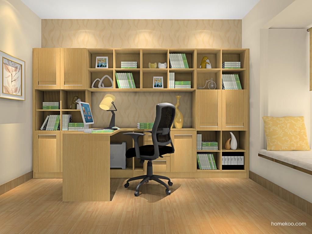 丹麦本色书房家具C1068