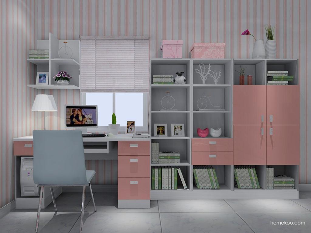 浪漫主义书房家具C8980