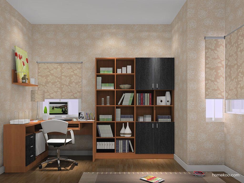 新实用主义书房家具C9012