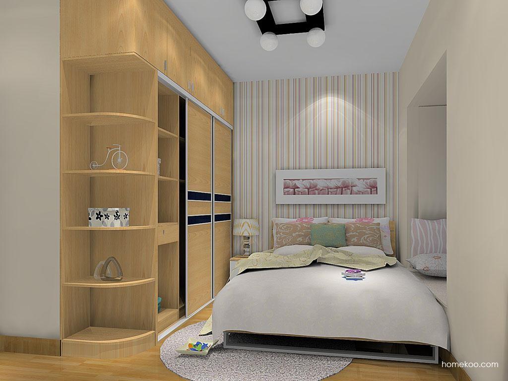 新实用主义卧房家具A8962