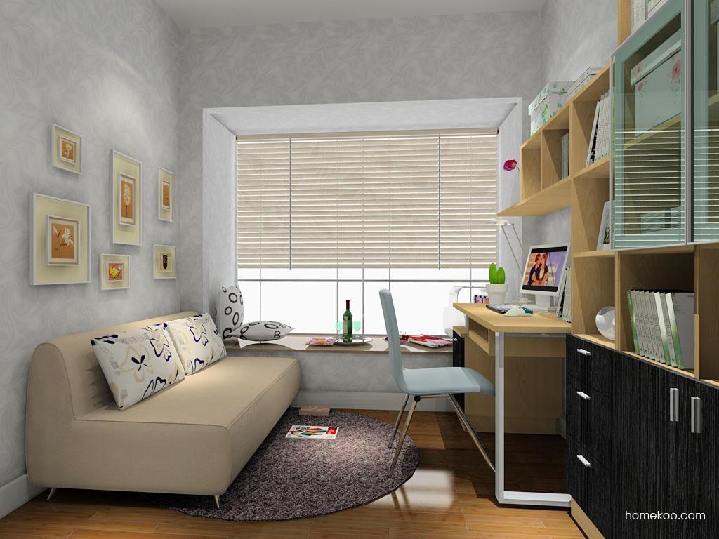 新实用主义书房家具C9031