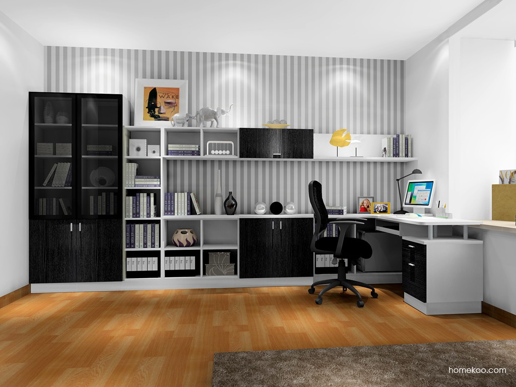 简约主义书房家具C9055
