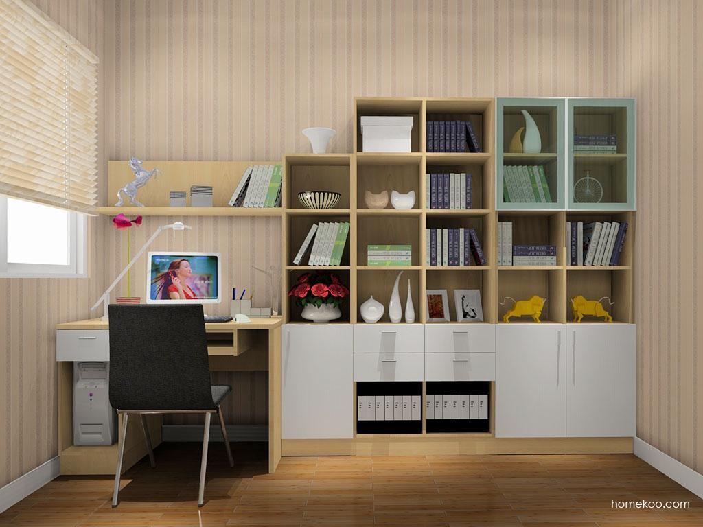 新实用主义书房家具C9053