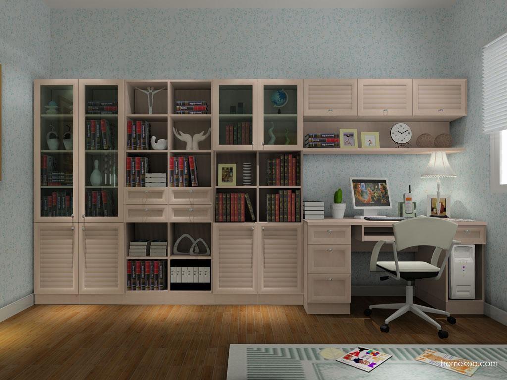 北欧阳光书房家具C9080