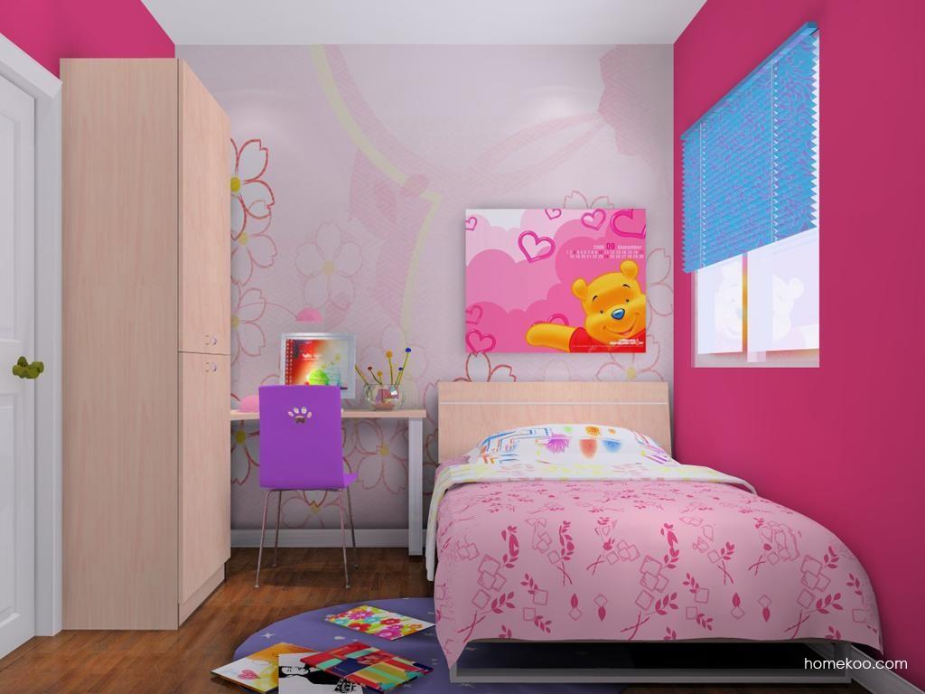 女孩的梦青少年房B9100