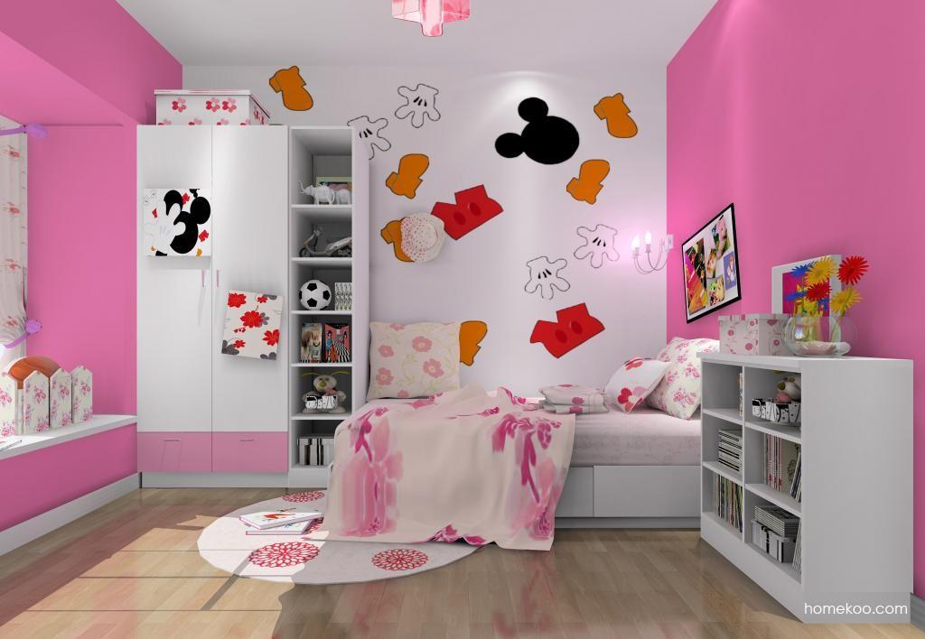 女孩的梦青少年房B9126