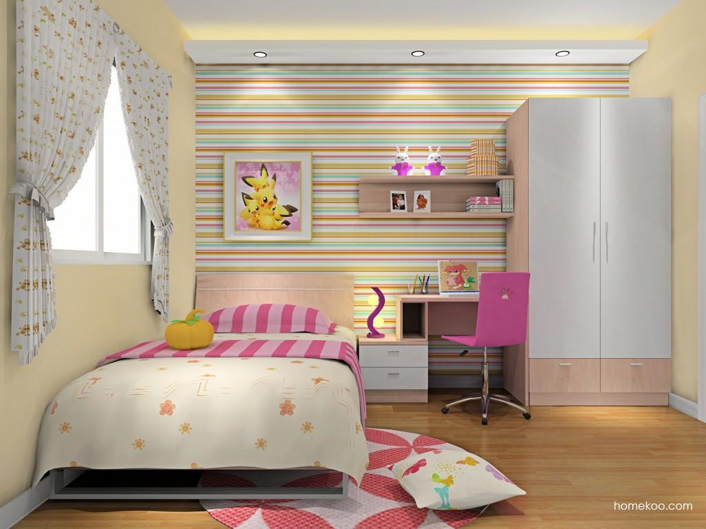 女孩的梦青少年房B9139