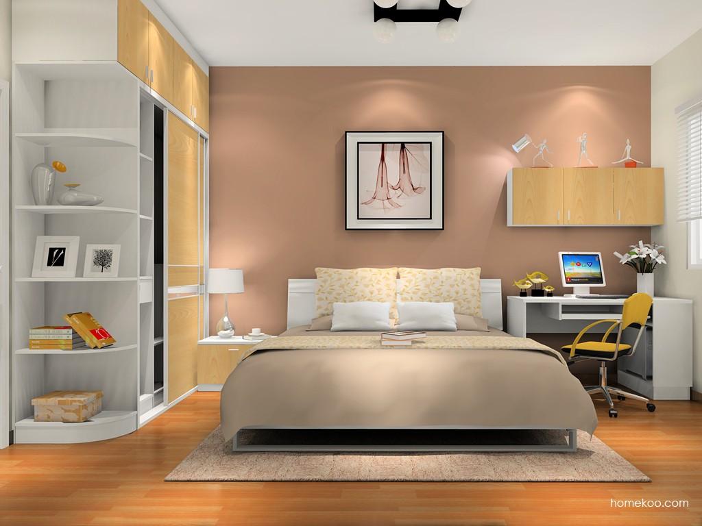 新实用主义卧房家具A9230