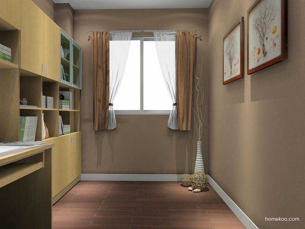 新实用主义书房家具C9152