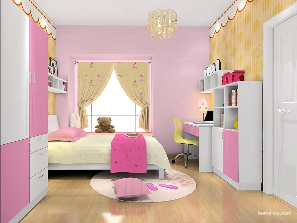 女孩的梦青少年房B9204