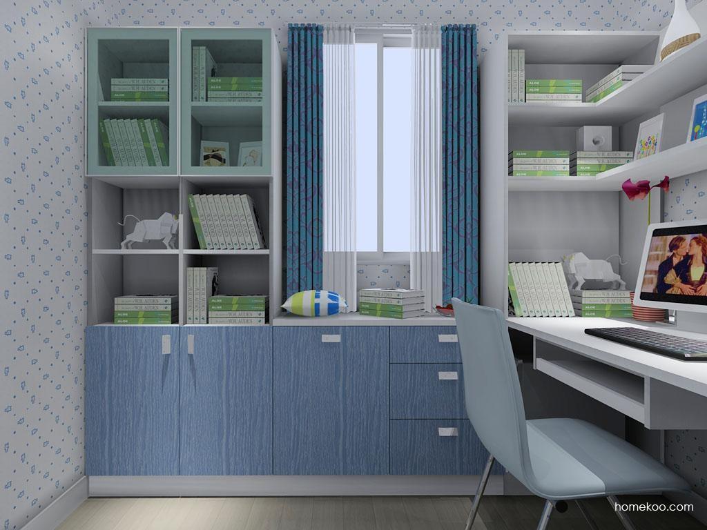 新实用主义书房家具C9190