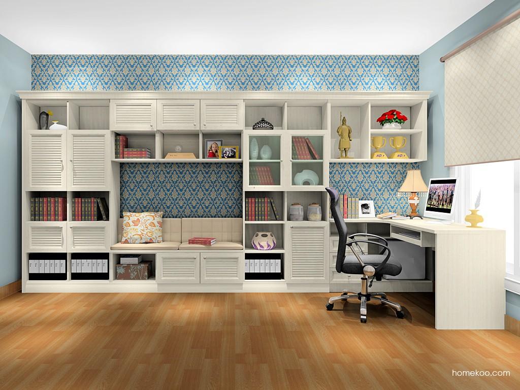英伦印象书房家具C1121