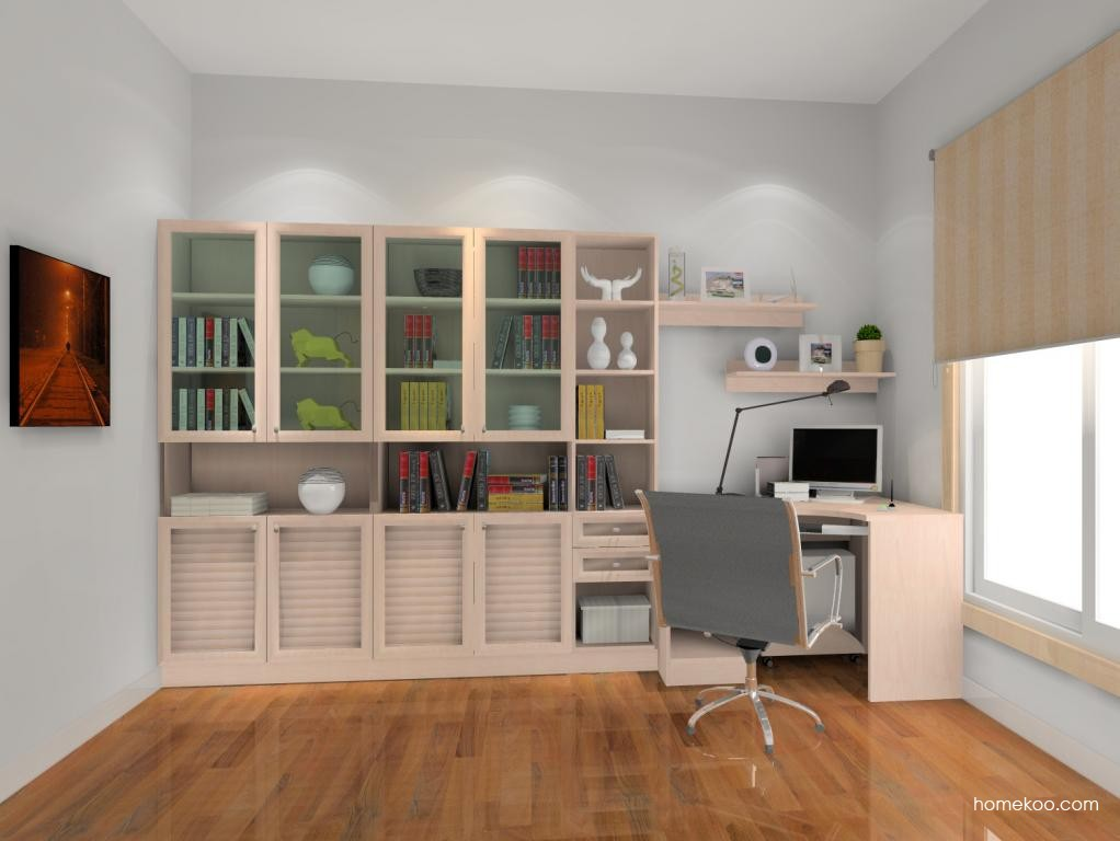 书房家具C1136