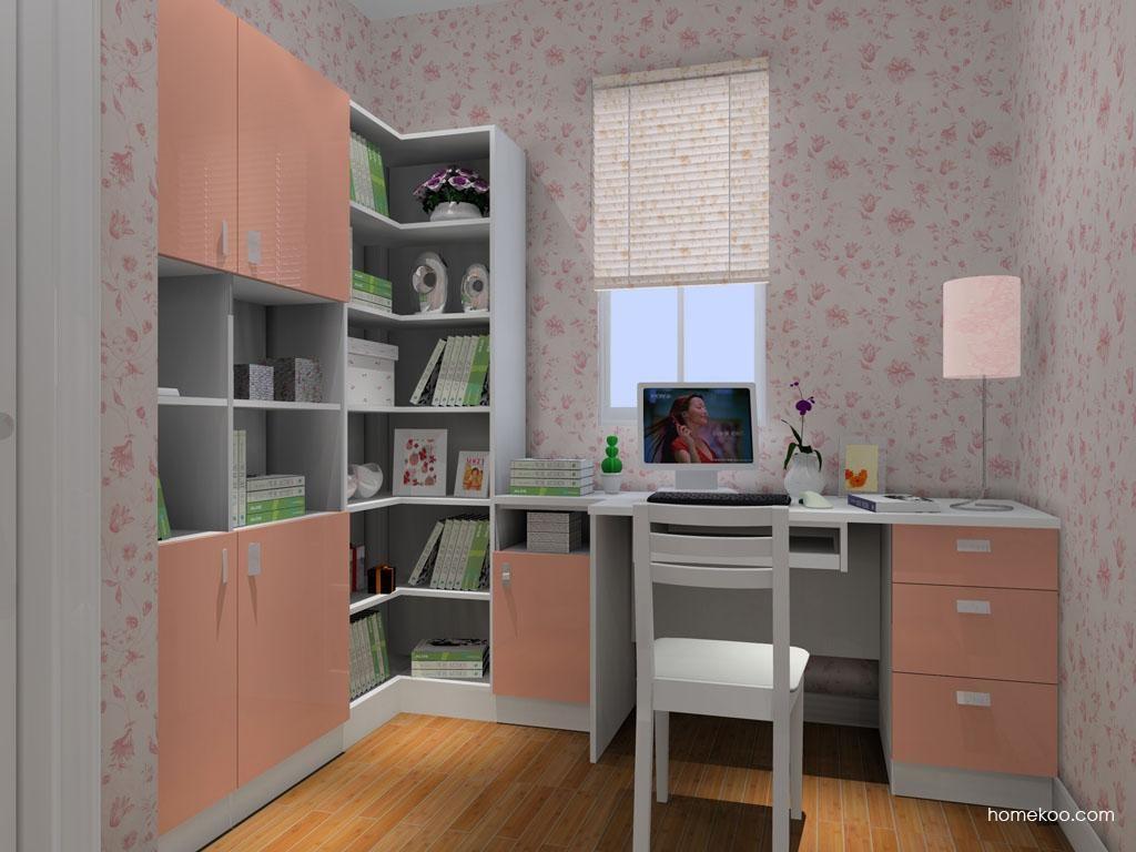 浪漫主义书房家具C9244