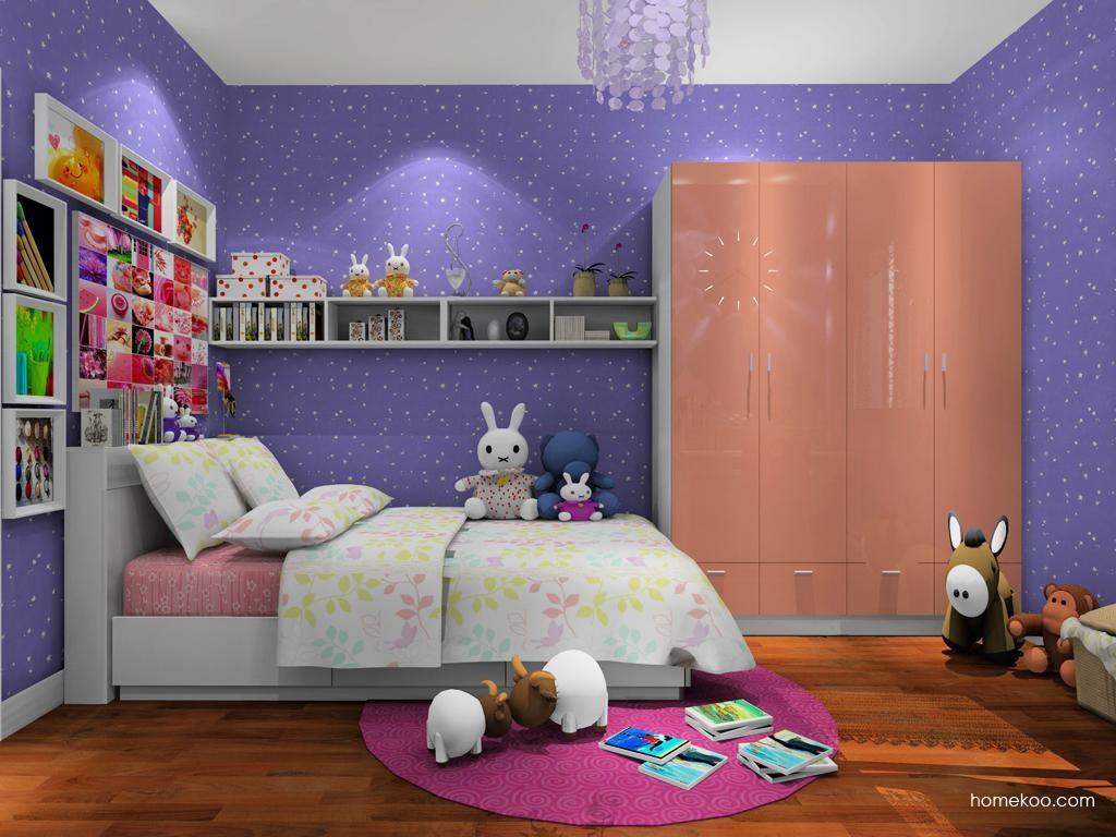女孩的梦青少年房B9372