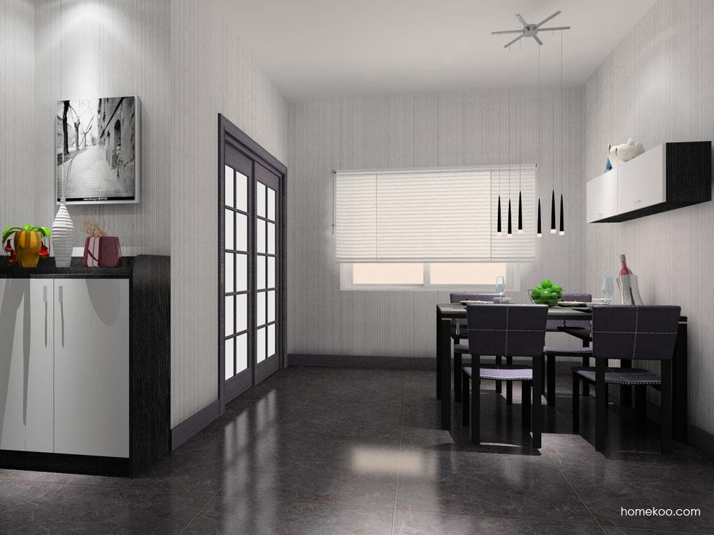 简约主义餐厅家具E8007